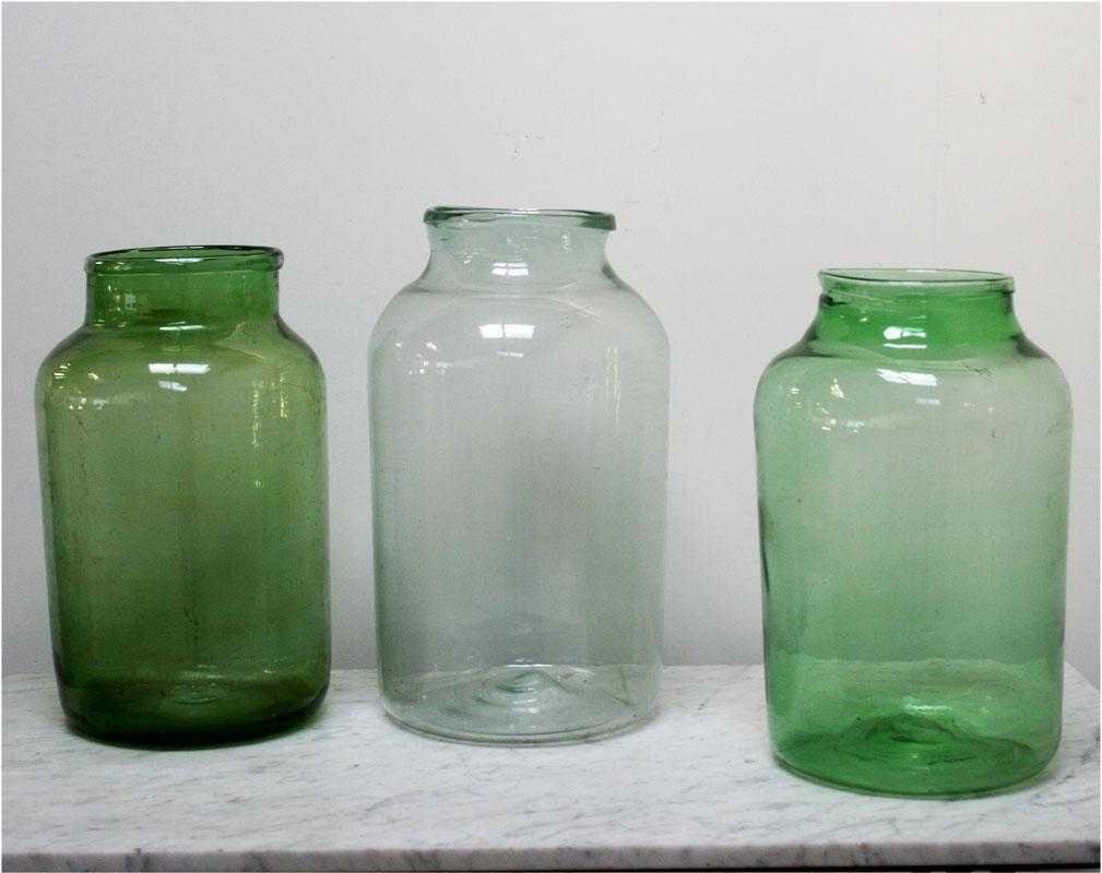 large glass pickle jars - Large Glass Jars