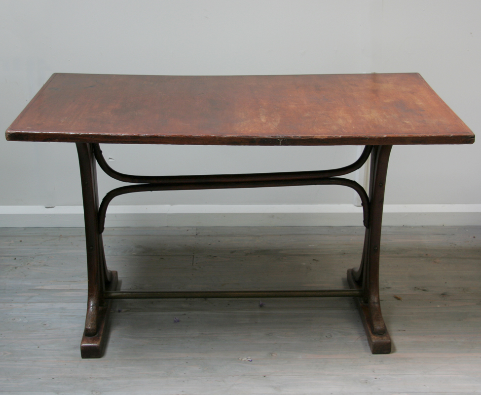 French thonet bistrot table haunt antiques for the for Table table table