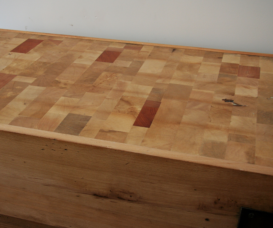 French Beech Butcher S Block