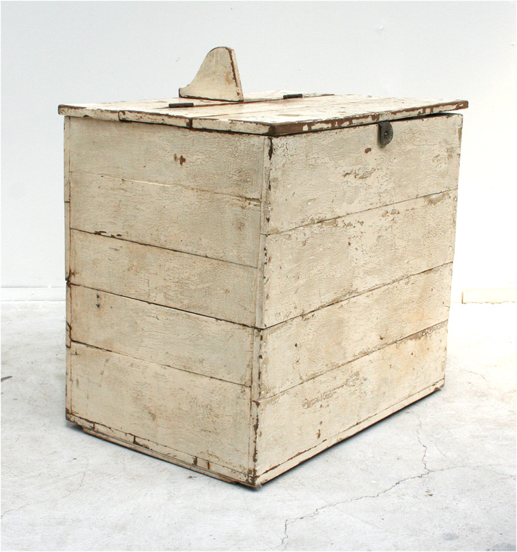 Provençale Firewood Storage Box | Haunt - Antiques for the Modern Interior