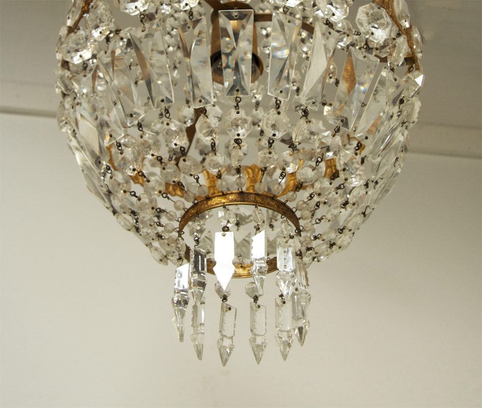 French montgolfier chandelier haunt antiques for the modern interior french montgolfier chandelier aloadofball Choice Image