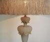 A Beautiful Alabaster Lamp