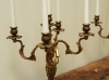 Pair Of French Louis 15 Style Table Candelabra