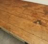 Rustic Florist Shop Table