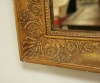 Small Empire Gilt Mirror