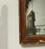 Small 19th Century Painted Mirror