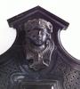 Spanish Gothic Revival Church Cabinet