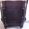 Spanish Gothic Revival Church Cabinet