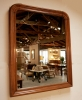 French Wooden Framed Mirror