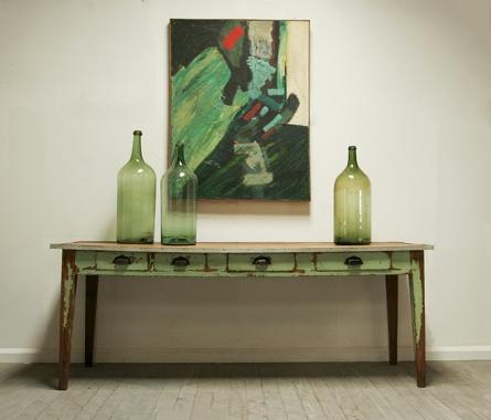 Florist's table