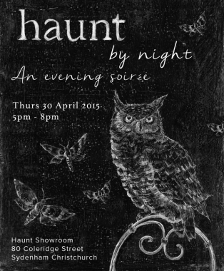 Haunt by night