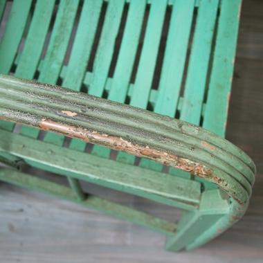 Rustic Provencale Garden Chair