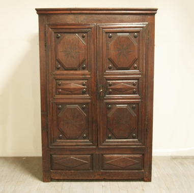 Late 17th Century Spanish Armoire