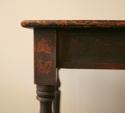 Charming Aesthetic Movement Side Table