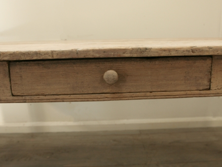 Weathered French Farmhouse table