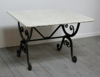 French Confectioner's Table