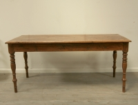 French Elm Farm Kitchen Table