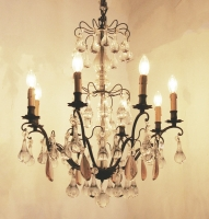 Stunning Tear Drop Chandelier