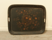 Late 19th Century French Tôle Tray