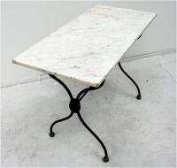 Directoire café table