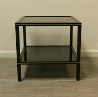 Black Pierre Vandel Side Table