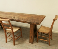 Rustic Worktable