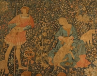Large French Tapestry